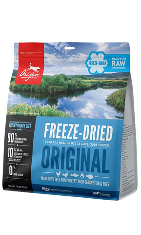 Orijen Freeze Dried Dog Original 6 oz