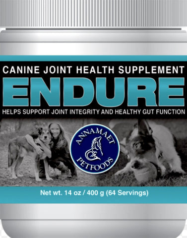 Annamaet Endure Dog Powder Supplement