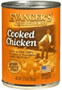 Evanger's All Meat Heritage Classics Cooked Chicken Grain-Free Canned Dog Food 12 pk/12.8 oz