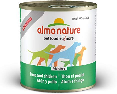 Almo Nature USA HQS Dog Naturals Tuna & Chicken
