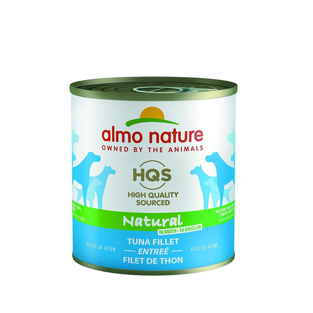 Almo Nature USA HQS Dog Naturals Tuna Fillet