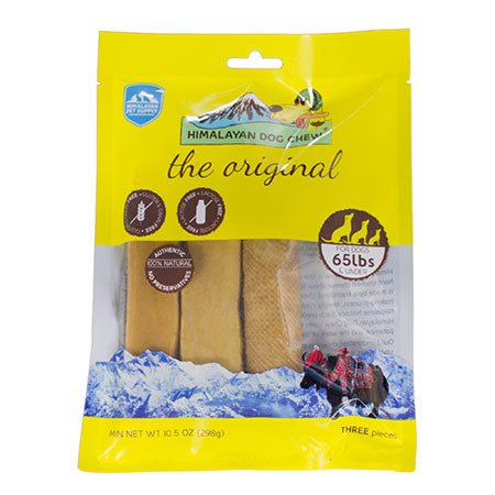 Himalayan Dog Chews Mixed Pieces Treats for Dogs 10.5 oz Bag