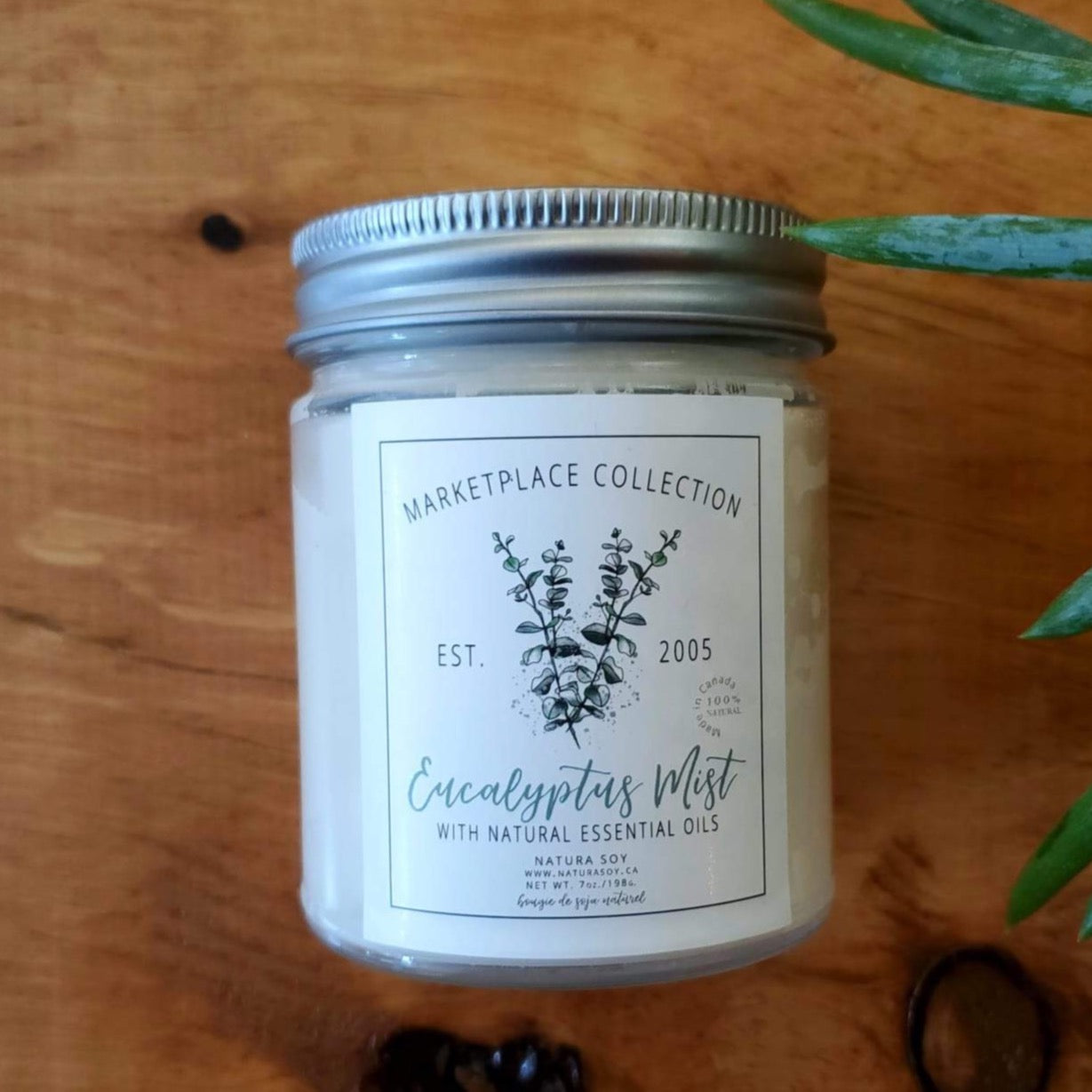 Marketplace Candle (5 Scents)