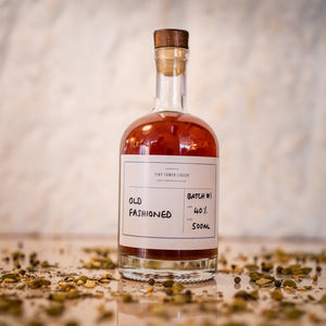 Old Fashioned Batch Cocktail (500ml)