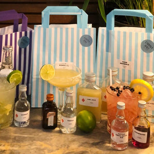 'Get Together' Party-In-A-Box (make-your-own cocktail kit)