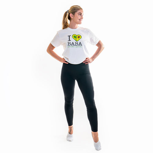 Baba Avo Crop Top T-Shirt