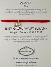 Load image into Gallery viewer, Gold Anandi Wrist Wrap - Bliss