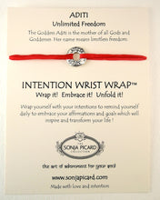 Load image into Gallery viewer, Aditi Wrist Wrap - Limitless Freedom