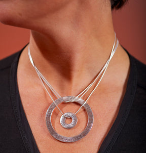 Modern Mantra Necklace