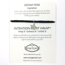 Load image into Gallery viewer, Destiny Star Wrist Wrap - Shine Your Light