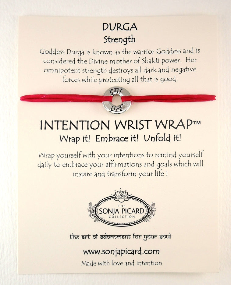 Durga Wrist Wrap - Protection