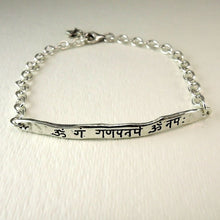 Load image into Gallery viewer, Intention Bracelet - Om Shanti