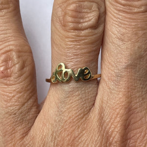 Love Stack Ring