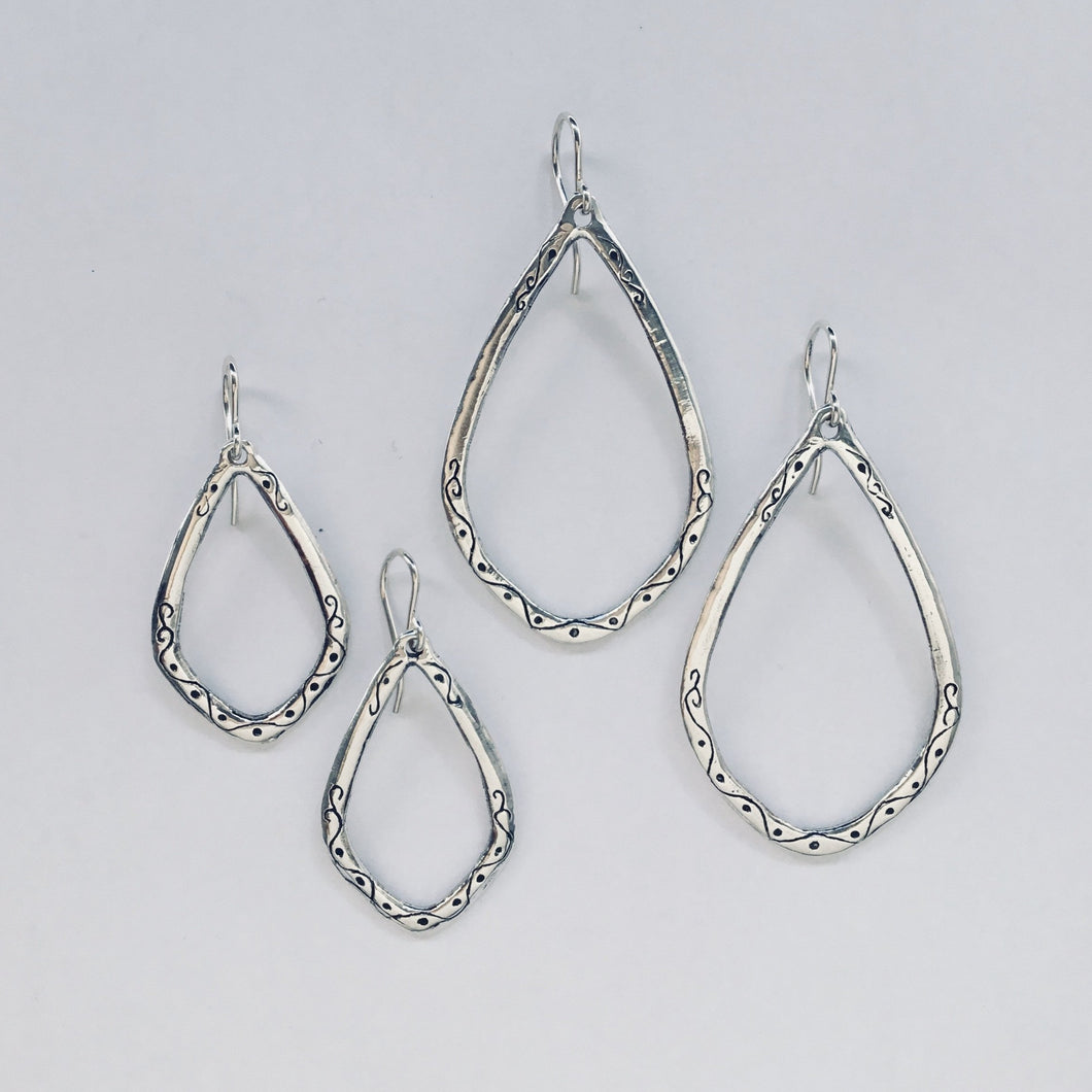 Gopi Drop Earrings