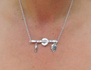 Intention Necklace - Ganesh Mantra