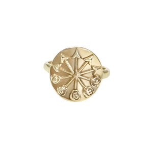 Lalitas Arrows Ring