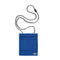 Portadocumenti da collo - XL - blu - Durable