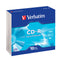 Verbatim - Scatola 10 CD-R DataLife Extra Protection - slim case - 52X - 700MB