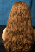 "Brown Curly 24"" Color 27"