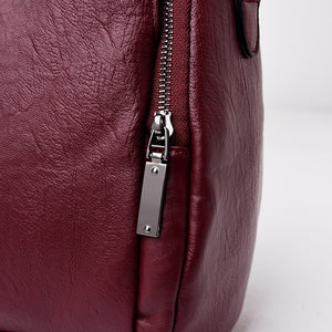 Leather Tote Bag Collection