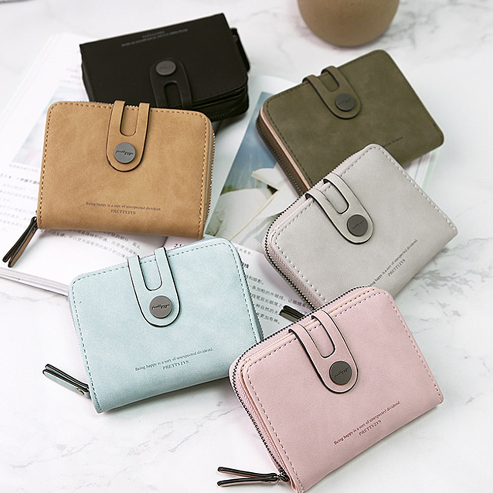 Minimalist Leather Texture Clutch Purse Collection