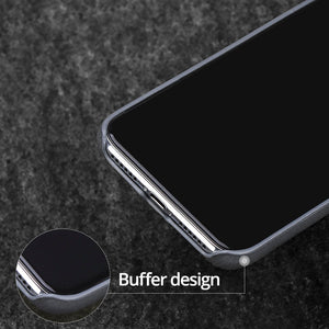 Ultra Thin Leather iPhone Case