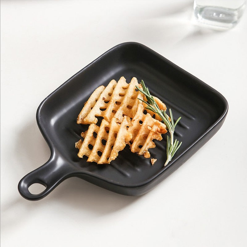 Nordic Non-Stick Stainless Steel Pan