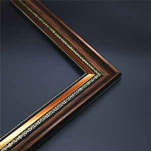 Gold-Touch Wooden Art Frame