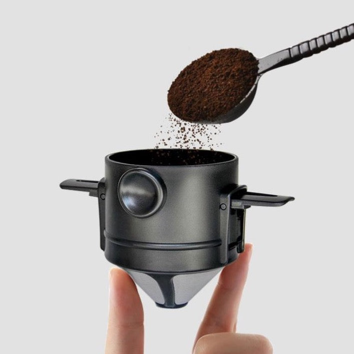 Portable Coffee Filter And Mug