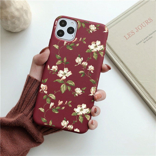 Moskado Floral iPhone Case Collection