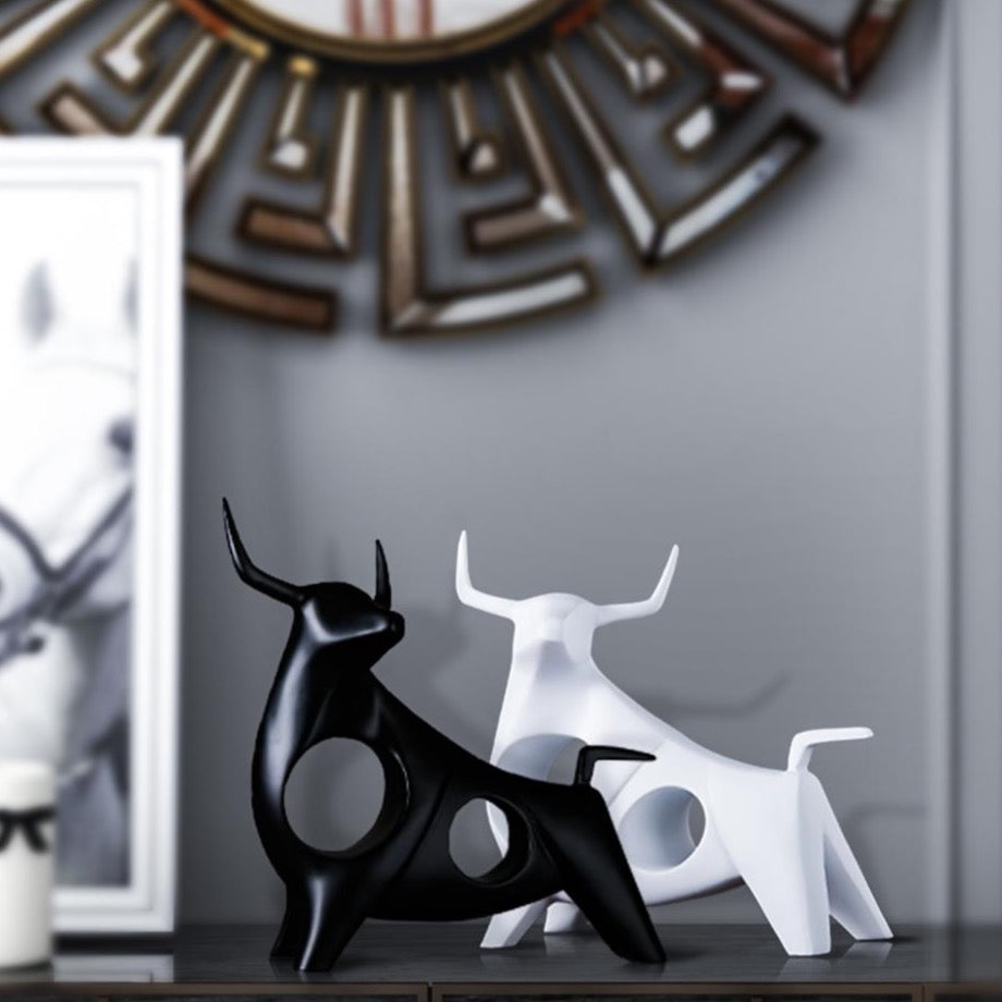 Bull Decorative Ornament
