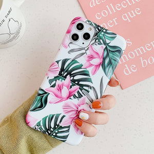 Floral Design iPhone Case Collection