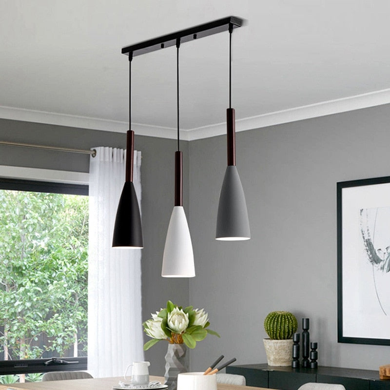 Dining Room Ceiling Lamp Set