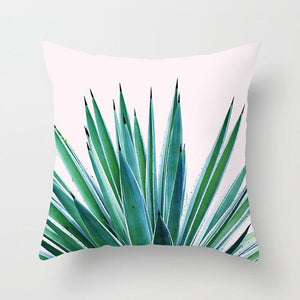 Leafy and Succulent Cushion Covers