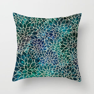 Leafy Cushion Cover Collection
