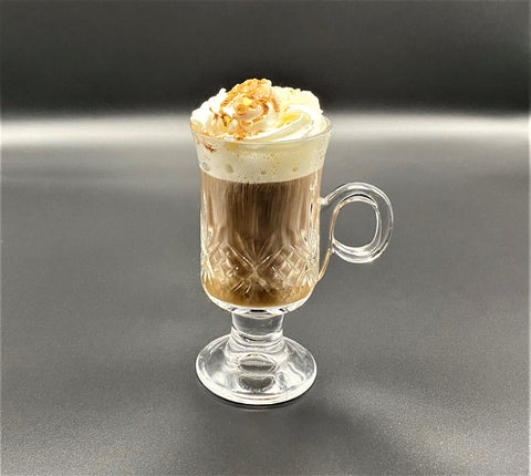Irish Coffee cocktail.