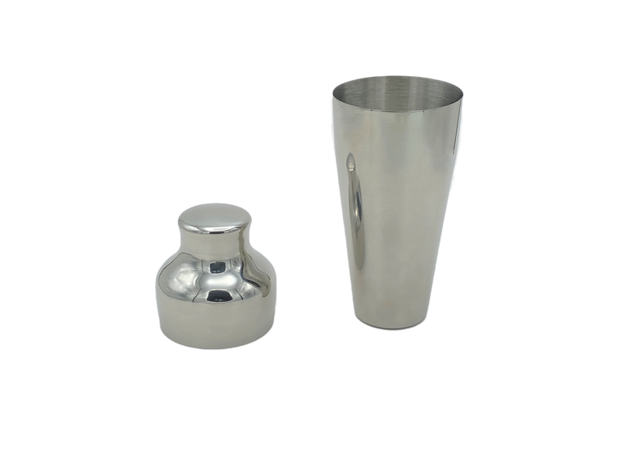 Premium 2-Piece Stainless Steel Cocktail Shaker