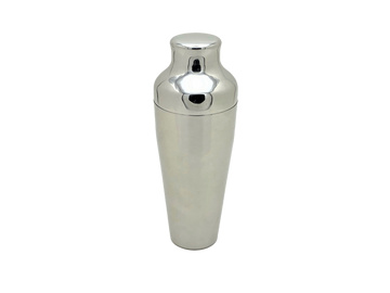 Premium 2-Piece Stainless-Steel Cocktail Shaker