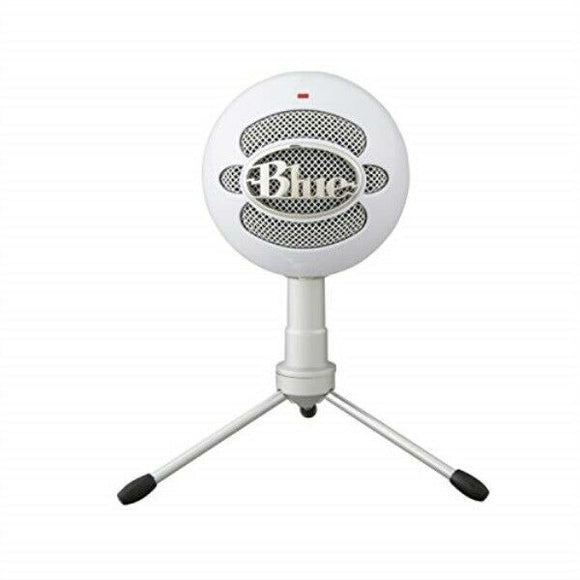 Blue Snowball iCE USB Mic for Recording and Streaming on PC and Mac, Cardioid C