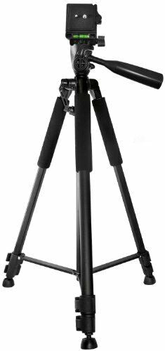 Pro !!! Full Size Lightweight Sturdy Tripod Universal Camera Video 60 Inch New!