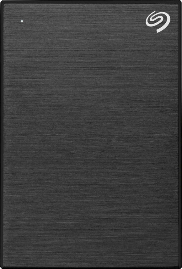 Seagate - Backup Plus Slim 2TB External USB 3.0 Portable Hard Drive - Black