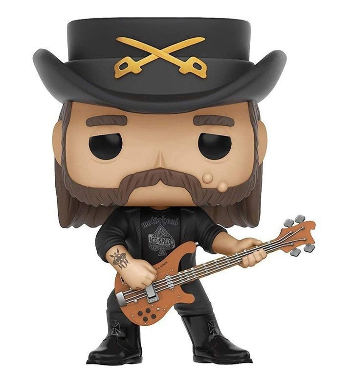 Lemmy Kilmister POP Rocks