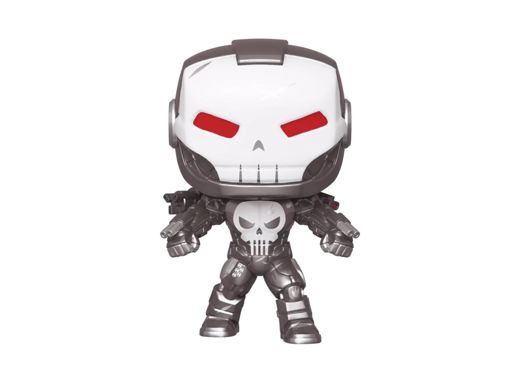 Punisher War Machine Marvel  Exclusivo PX