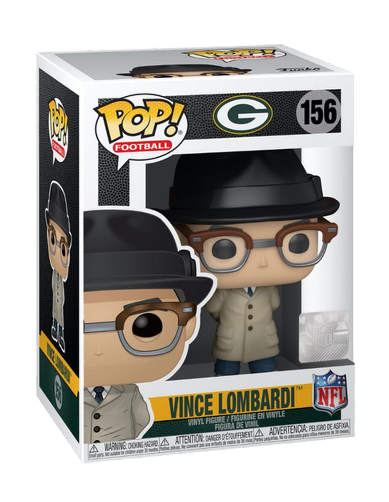 Vince Lombardi NFL Legends: Packers