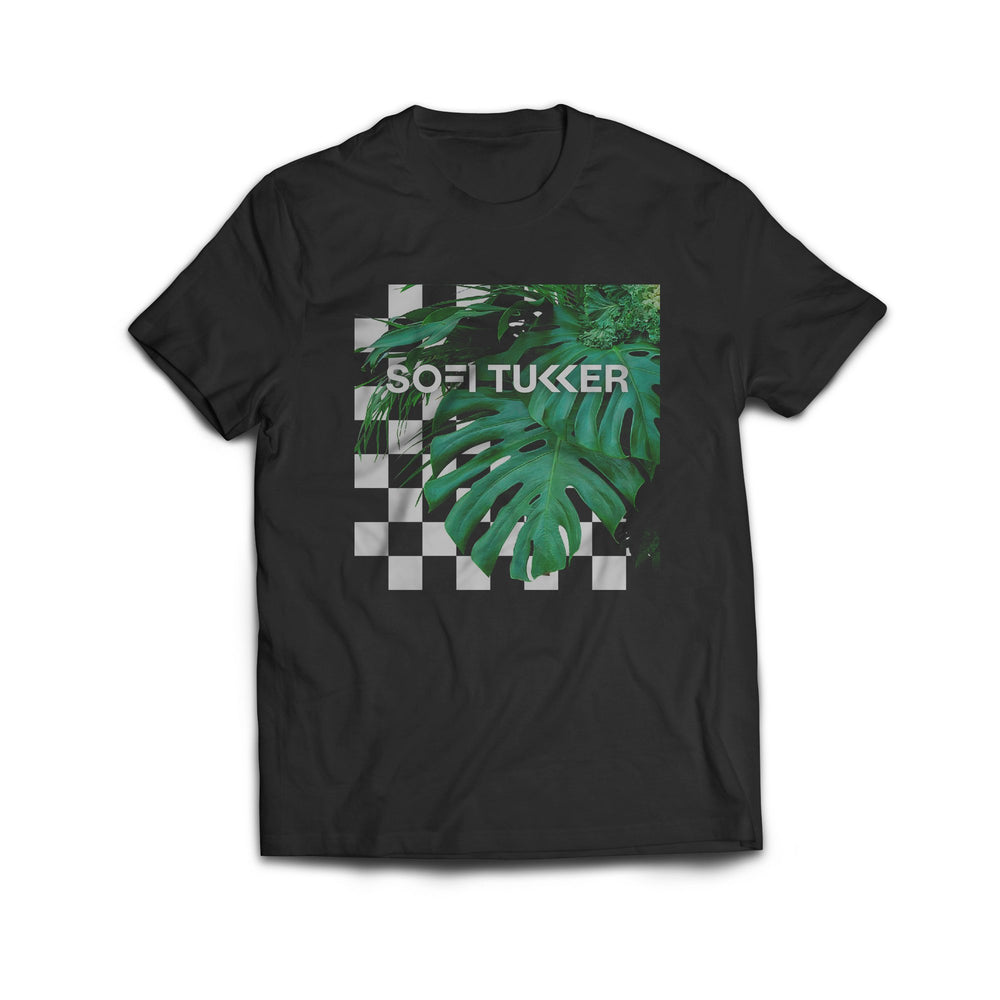 "Sofi Tukker ""Checkered Jungle"" T-shirt"