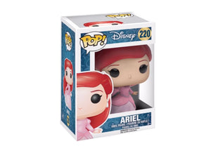 Ariel Sirenita Vestido rosa Disney: The Little Mermaid