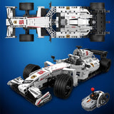 Compatible Legoed Technic Car Electric Motor Sets RC Racer Power Functions PF Building Blocks Children Toys