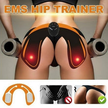 Load image into Gallery viewer, EMS Abdominal Muscle Trainer Smart Body Building Fitness Abs for Men & Women Arm & Leg & Hip Trainer