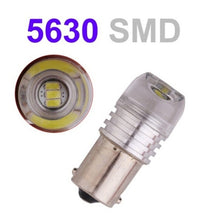 Load image into Gallery viewer, 4PCS 1156 1157 3SMD 5630 Car LED Light Concave Lens Brake Turn Signal Parking Lamp