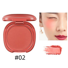 Load image into Gallery viewer, Pure Mineral Blush, Sub-monochrome Matte Blush Disk (with Small Mirror)